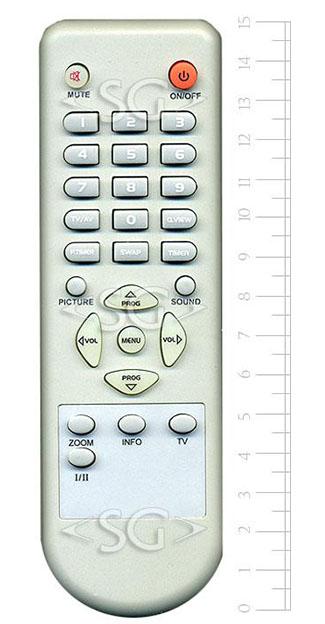 Пульт дистанционного управления для ELENBERG 35009168 (2108 (2109)) KKY-2941(KK-Y294F) /CAMERON RC-35 (21SL40) /AKIRA 1402